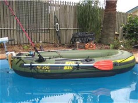 Electric Boat Motor Newcastle by For Sale Sevylor Boat Electric Motor Package