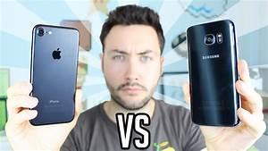 Iphone 7 Comparatif : iphone 7 vs samsung galaxy s7 le gros comparatif youtube ~ Medecine-chirurgie-esthetiques.com Avis de Voitures