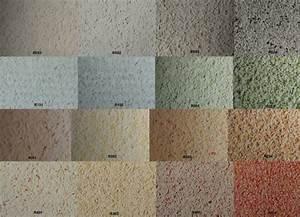 Fassade Streichen Temperatur : zero color effekt putz 15 kg mehrfarbige besch mit putzoptik in 16 farbt nen farben online ~ Markanthonyermac.com Haus und Dekorationen