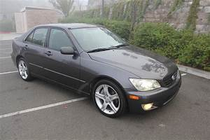 Ca 2003 Lexus Is300 5-speed Manual W   Lsd