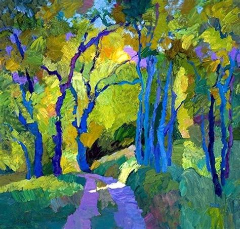 40 Influencing Fauvism Style Art Examples