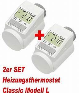 Funk Thermostat Heizkörper : elv fs20 str funk raumthermostat set 1 thermostat raumthermostate preisvergleich ~ Orissabook.com Haus und Dekorationen
