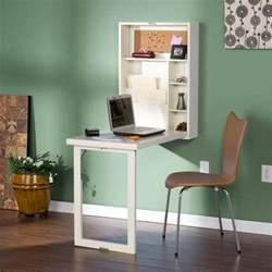 comment organiser bureau le bureau escamotable décisions pour les petits espaces