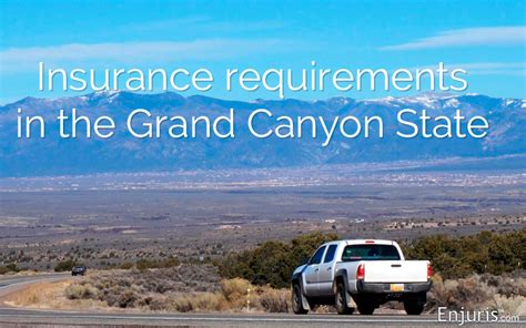 az car insurance laws minimum insurance requirements