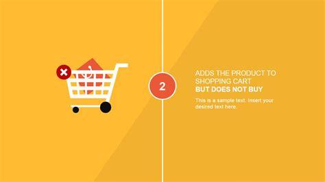 shopping cart clipart design  powerpoint slidemodel