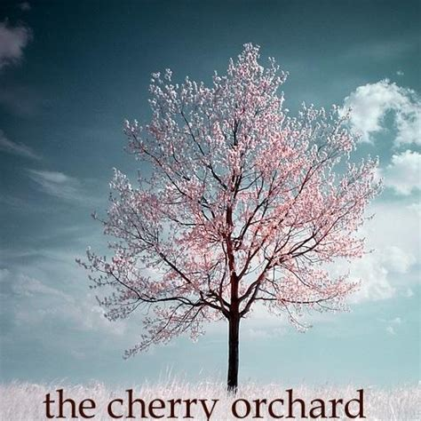 cherry orchard play plot characters stageagent