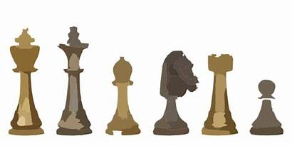 Chess Clip Clipart Clker Domain Vector