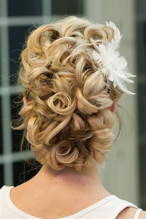 Curl Updo Hairstyles by Updo Hair Model Curly Updo Photo By Giao Nguyen