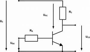 Transistor Basiswiderstand Berechnen : grundlagen transistor als schalter ~ Themetempest.com Abrechnung