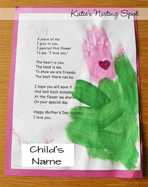 mothers day preschool mothers day projects handprint flowers preschool starting with this sweet little