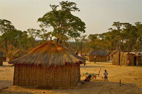 Angola - Africa vernacular architecture