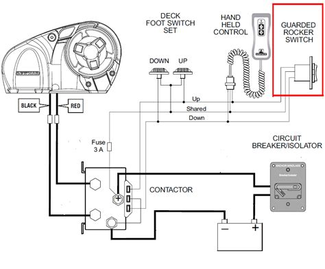 windlass problems jeanneau owners forum throughout wiring diagram volovets info