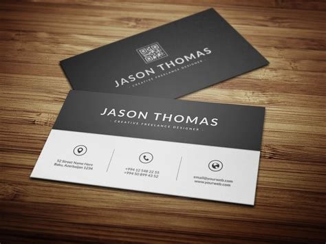 professional  creative business card designs
