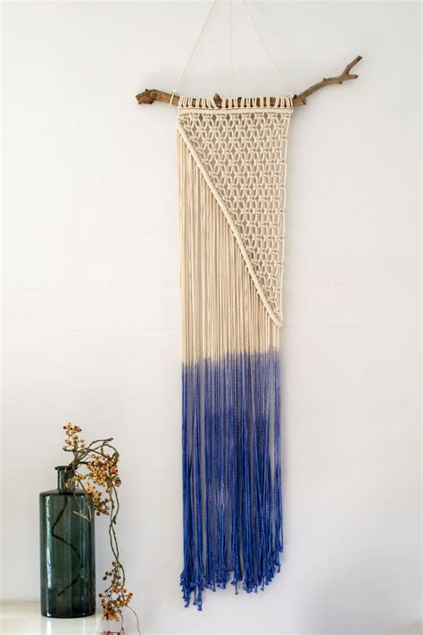 Macrame Wall Hanging Dip Dye In Ocean Blue Modern Macrame. Living Room Decor Indian. Western Living Room Furniture Sets. Pictures Of Living Room Color Ideas. Help Me Decorate My Small Living Room. Living Room Tv Unit. Black Leather Sofa In Living Room. Modern Traditional Living Room. Apartment Living Room Designs