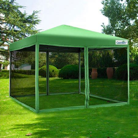 quictent  ez pop  canopy  netting screen house