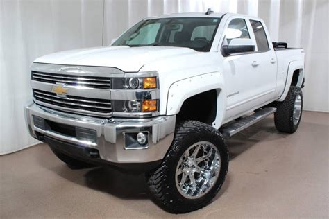 Used 2015 Chevy Silverado 2500hd Truck For Sale Red Noland