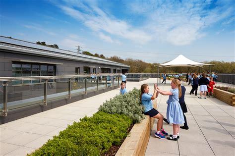 ysgol ffwrnes case studies architecture