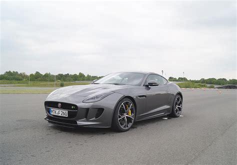 Jaguar F-type R Awd Coupé Im Kurztest