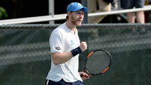 College Tennis: North Carolina vs. Virginia i NCAA Men's ...