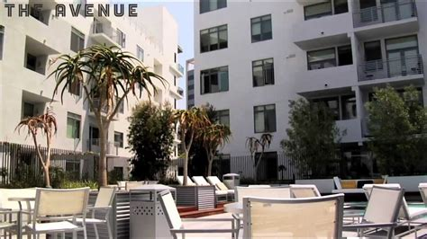 """The Avenue  Lifestyle """"hollywood Apartments"""" Youtube"""