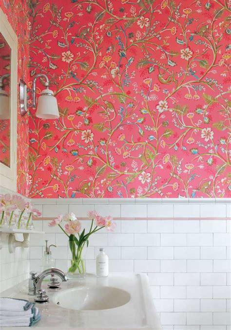 papier pour salle de bain papier peint pour salle de bains une s 233 lection originale