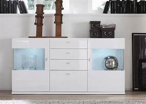 Weiß Hochglanz Sideboard : highboard vitrine schrank weiss hochglanz tiefgezogen digno neu ebay ~ A.2002-acura-tl-radio.info Haus und Dekorationen