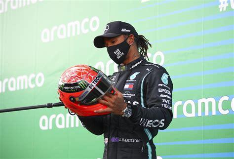Hamilton wins Eifel Grand Prix, equals Schumacher's record ...