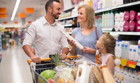 lebensmittel einkaufen lebensmittel clever einkaufen