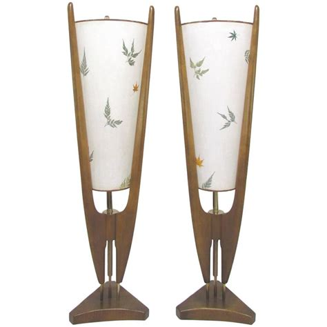 pair of mid century table ls by modeline for sale at