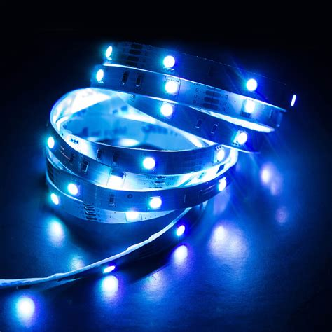 bluetooth led light strip kasa bluetooth led light strip veho touch of modern