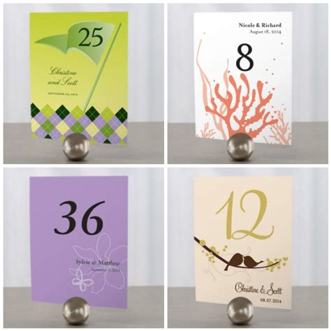 wedding table number ideas 301 moved permanently