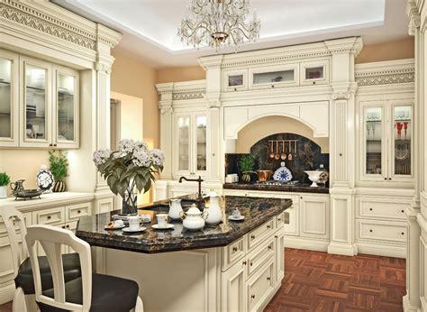 antique kitchen island the best exles of luxury kitchen chandelier design