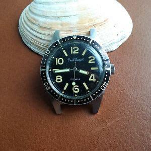 Vintage Peugeot Watches by Vintage Paul Peugeot Divers Diving W Mint