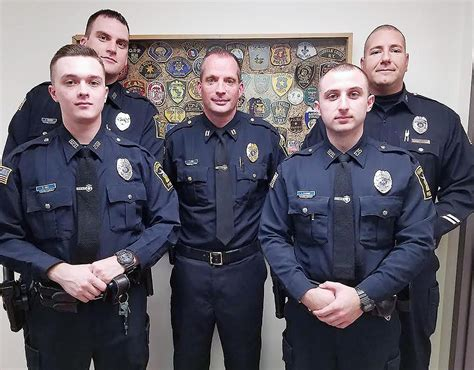 Herkimer police force recognizes village's 'homegrown ...