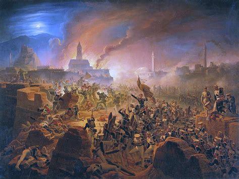 pouf siege russo war 1828 1829