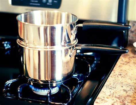 boiler double bain marie oil cannabis homemade eatwell101 pot heat cook handmade kitchen medical marijuana holidays using credit burning slowly