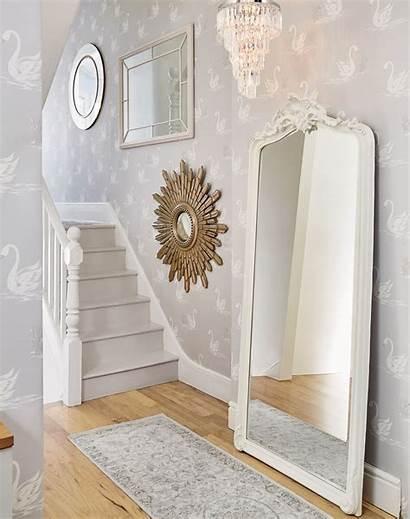 Laura Ashley Hallway Grey Silver Interiors Hall