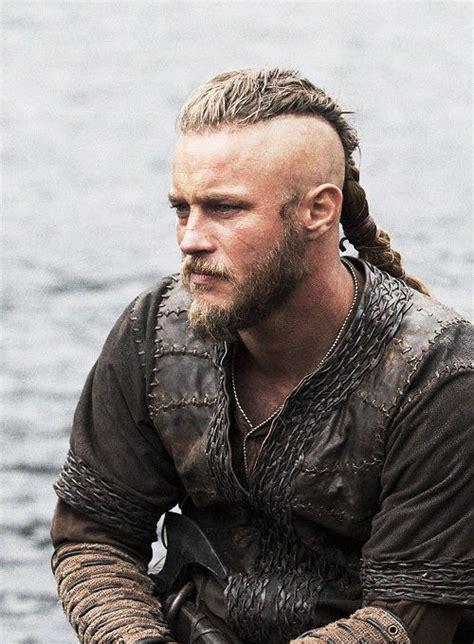 ragnar lothbrok  vikings viking hair viking beard