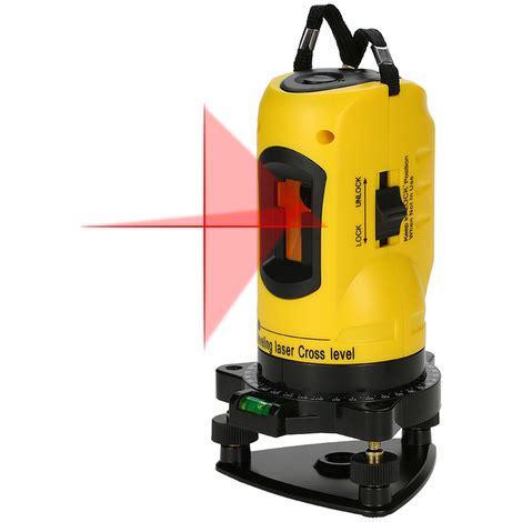 niveau laser 2 lignes 360 rotations e2734