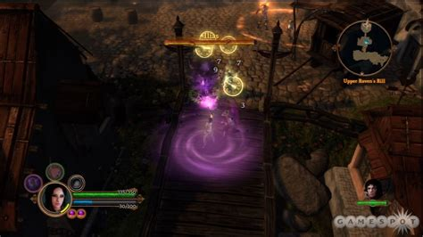 dungeon siege iii review gamespot