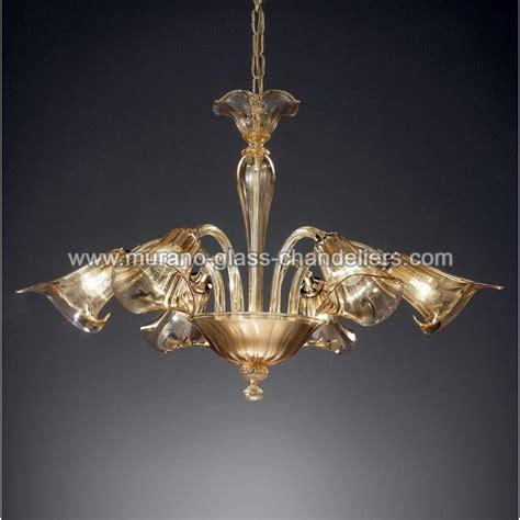 quot corinne quot lustre en cristal de murano murano glass chandeliers