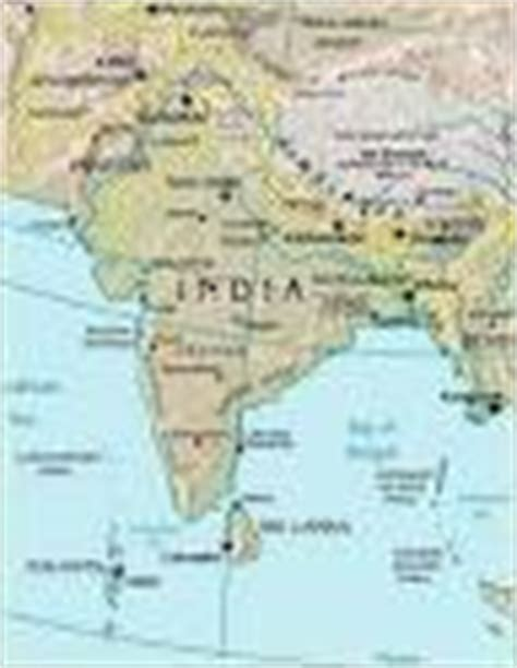They are also parallel latitudes indicating global positions. Geographical Facts of India Quiz : Questions
