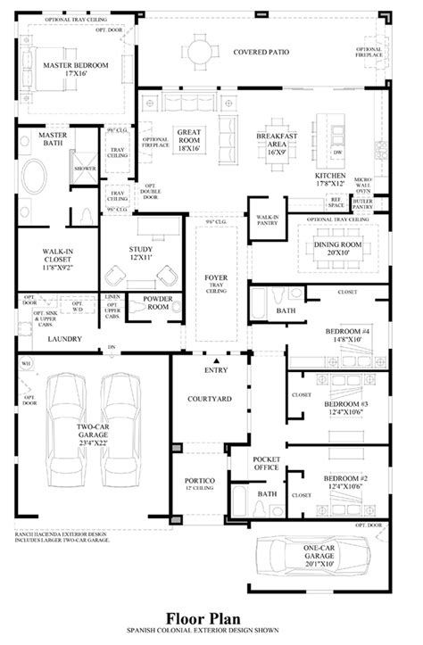toll brothers avian meadows fiora home design