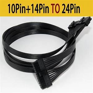 14 To 24 Pin Adapter : buy 50pcs 60cm 10pin 14pin to 24pin ~ Jslefanu.com Haus und Dekorationen