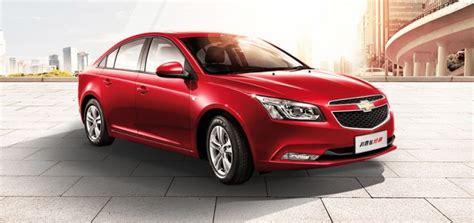 Chevrolet Cruze Classic Revealed In China  Gm Authority