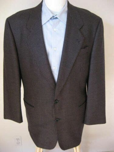 Hugo Boss Blazer 42l Dark Navy Blue Delon Wool Sport Coat 42 Long Classic Usd 123 49 End Date
