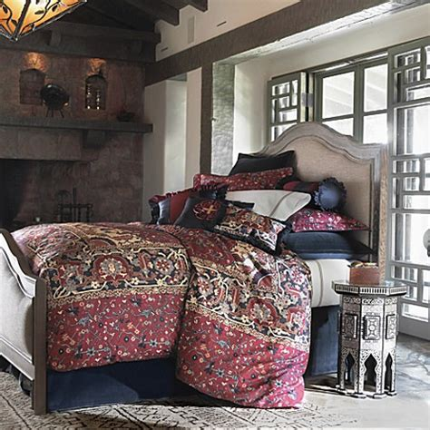 rose tree kashmir comforter set bed bath beyond