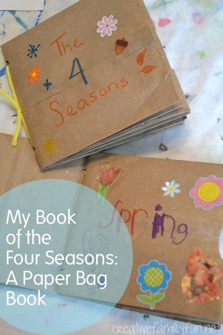 book    seasons  paper bag book paper bag