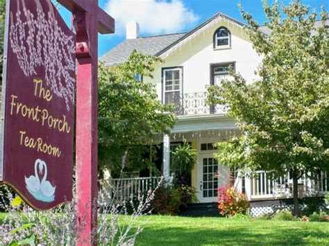 The Front Porch York Pa by Front Porch Tea Room In Hallam Is Up For Sale