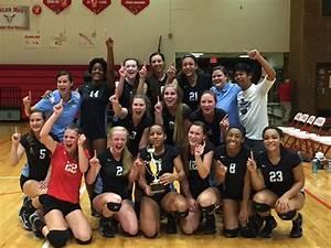 Girls Volleyball - Cosby High School